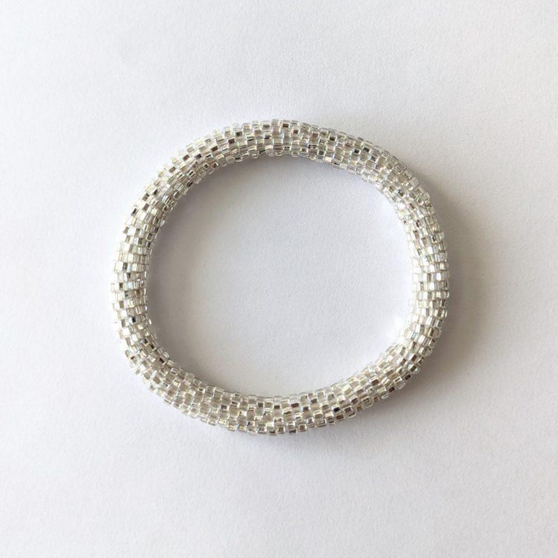 Bracelet népalais argent silver
